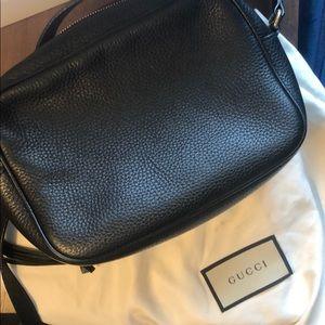 Gucci Bags - Black Gucci Soho disco bag